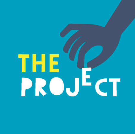 The Project Podcast logo