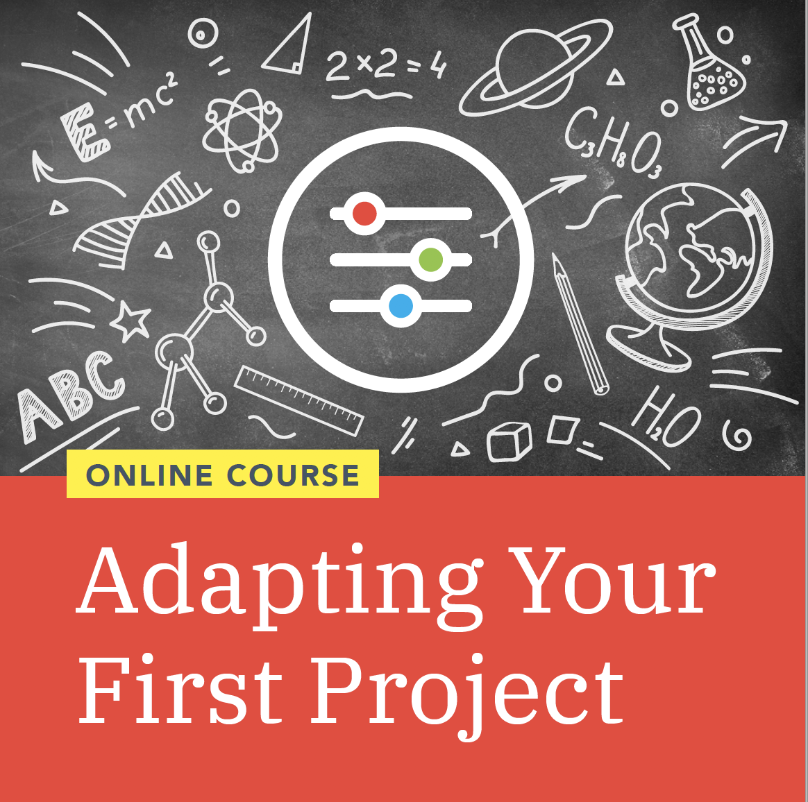 Adapt Your First Project