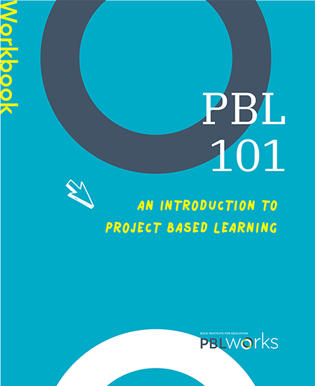 cover of 101 PBL Workbook