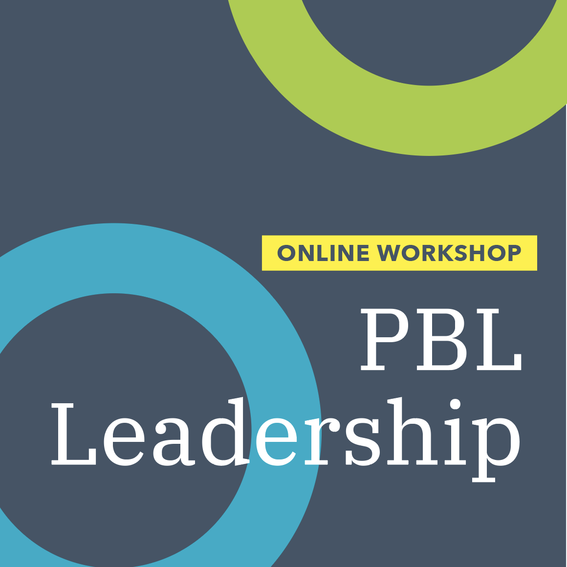 PBL Leadership