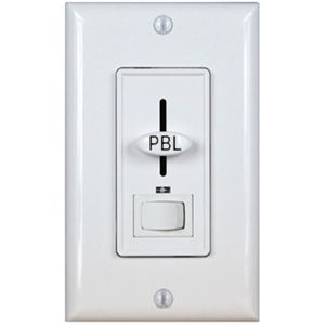 a dimmer light switch for PBL