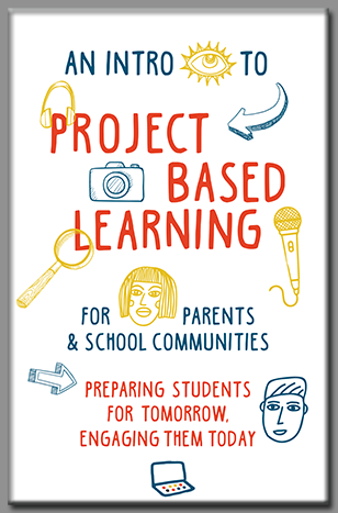 cover of PBL book cover