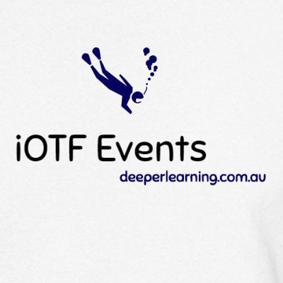 iOTF Events logo