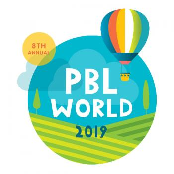 logo for PBL World 2019