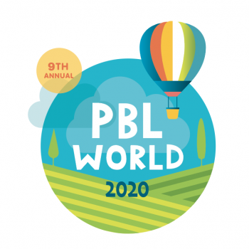 PBL World 2020 logo