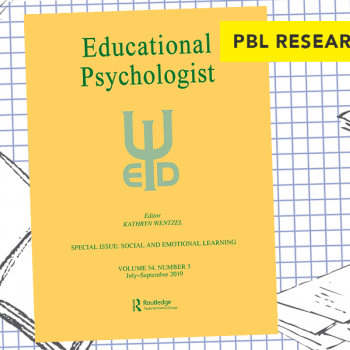 PBL Research from Educational Psychologist